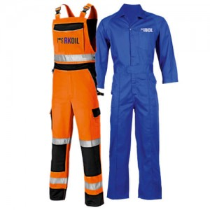 Promotionalwears - Gas Station Staff Overall & Dungarees