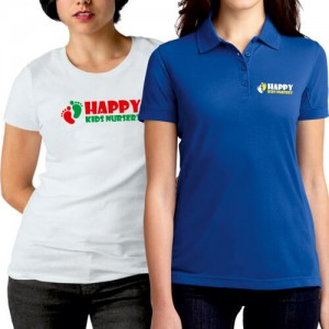 Promotionalwears - Nursery Staff T-Shirts