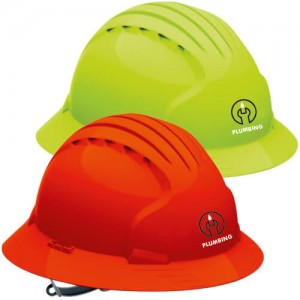 Promotionalwears - Plumber Safety Helmet