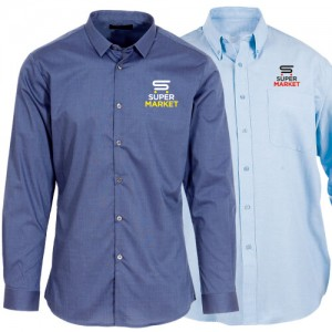 Promotionalwears - Supermarket Staff Shirts
