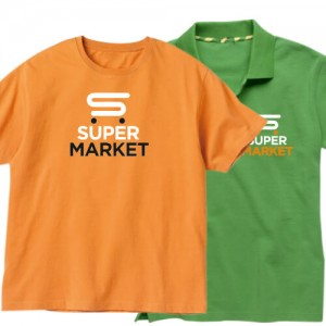 Promotionalwears - Supermarket Staff T-Shirts