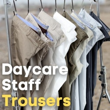 Unifomrtailor - Daycare Staff Trousers