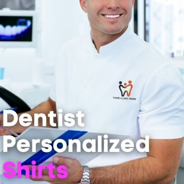 Unifomrtailor - Dentist Uniform Shirts