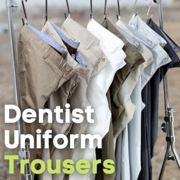 Unifomrtailor - Dentist Uniform Trousers