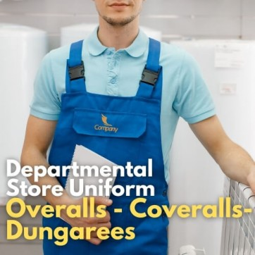 Unifomrtailor - Departmental Store Coverall And Dungarees