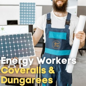 Unifomrtailor - Energy Worker Overalls & Dungarees