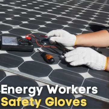 Unifomrtailor - Energy Worker Gloves