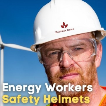 Unifomrtailor - Energy Worker Safety Helmets