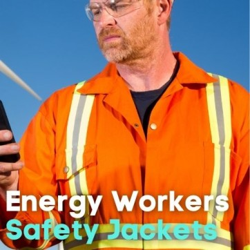 Unifomrtailor - Energy Worker Safety Jacket