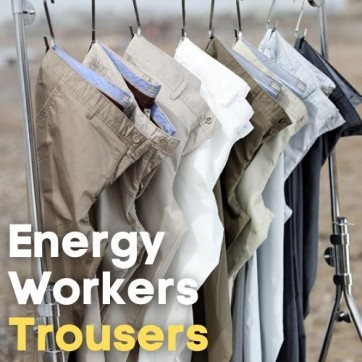 Unifomrtailor - Energy Worker Trousers