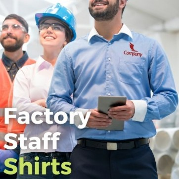 Unifomrtailor - Factory Workers Uniform Shirts