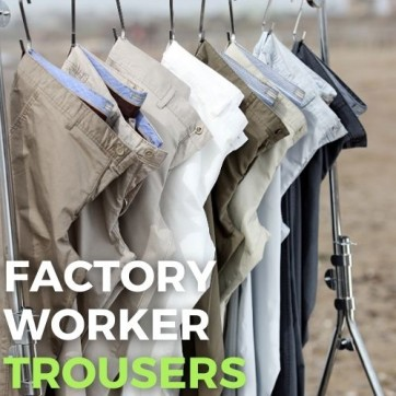 Unifomrtailor - Factory Workers Uniform Trousers