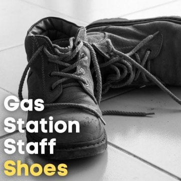 Unifomrtailor - Gas Station Staff Shoes