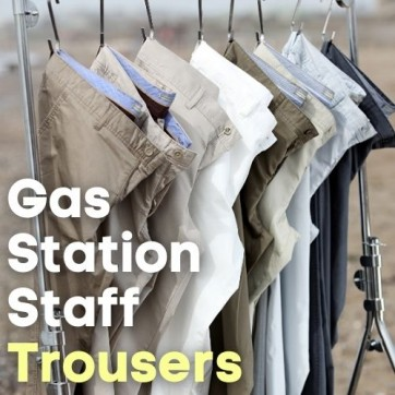 Unifomrtailor - Gas Station Staff Trousers