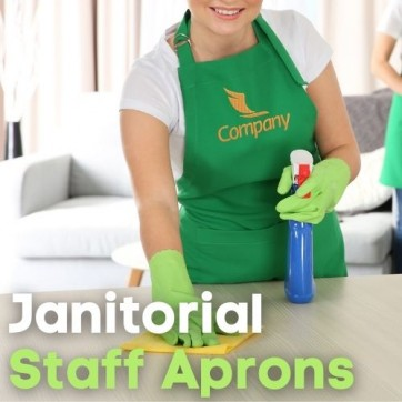 Unifomrtailor - Janitorial Staff Aprons