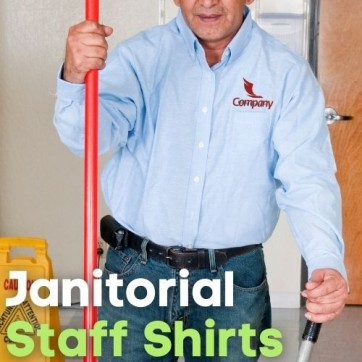 Unifomrtailor - Janitorial Staff Shirts