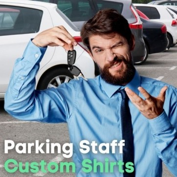 Unifomrtailor - Parking Staff Shirts