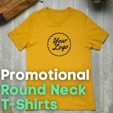 Unifomrtailor - Promotional Round Neck T-shirts