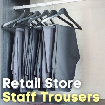 Unifomrtailor - Retail Store Trousers