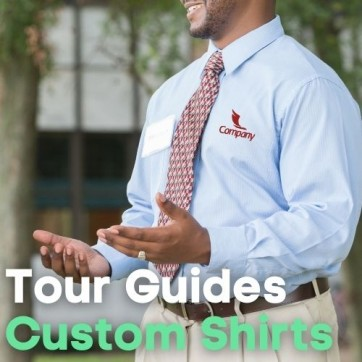 Unifomrtailor - Tour Guide Shirts