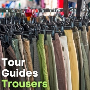 Unifomrtailor - Tour Guide Trousers