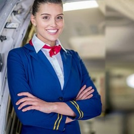 Promotionalwears - Air Hostess Uniforms