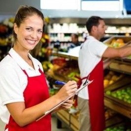 Promotionalwears - Supermarket Staff Uniform