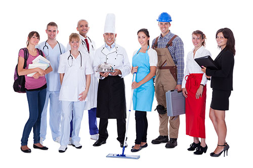 Food Industry Uniforms
