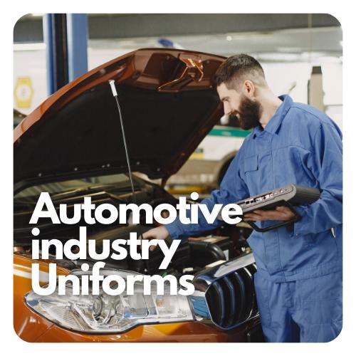 Promotionalwears - Automotive Mechanic Industry Uniforms